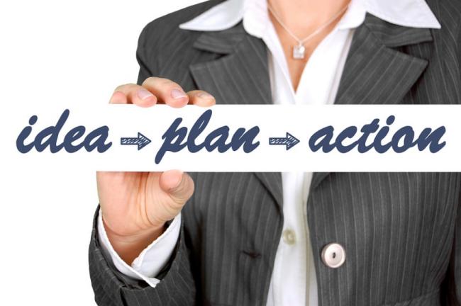 Ideje, plány a akce